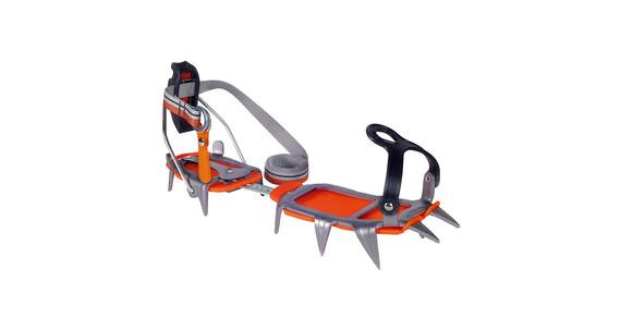 Climbing Technology Pro Light semiautomatic stijgijzers grijs/oranje